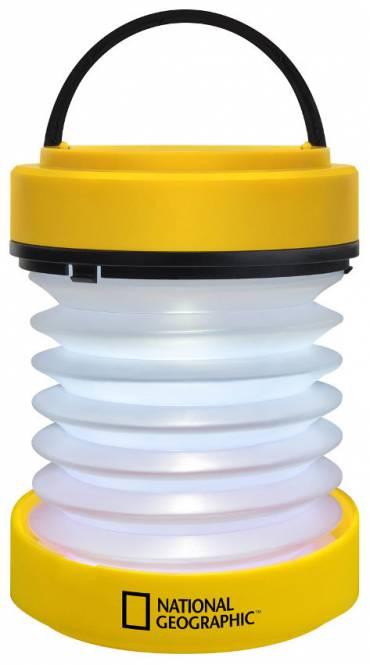 NATIONAL GEOGRAPHIC LED Lantern (dynamo)