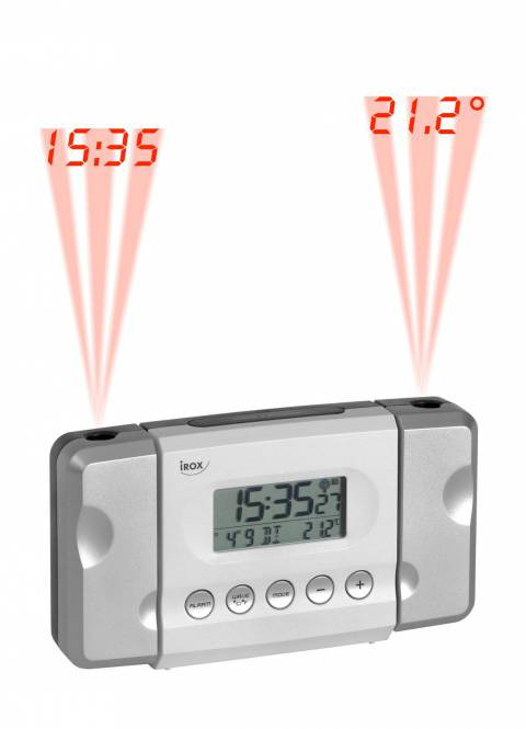 Irox HB-161P Projection Clock