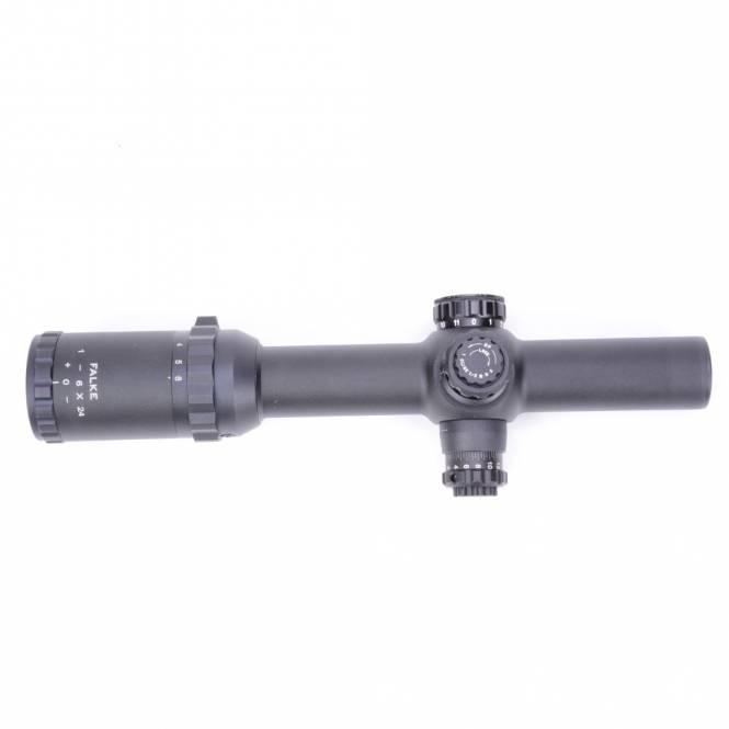 FALKE 1-6x24 TAC Riflescope
