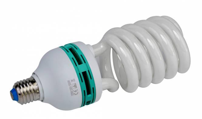 BRESSER JDD-6 Spiral Daylight Lamp E27/ 125W