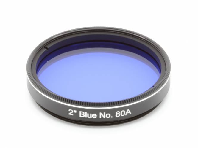 "EXPLORE SCIENTIFIC Filter 2"" Blue No.80A"