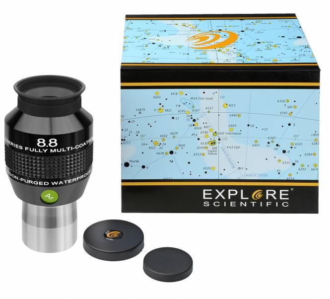 """EXPLORE SCIENTIFIC 82° Ar Eyepiece 8,8mm (1,25"""")"""