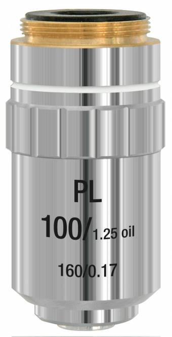 BRESSER plan achromatic objective lens 100x
