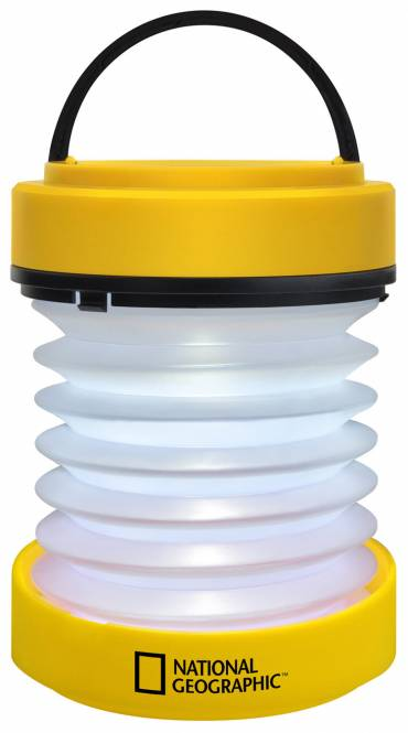 NATIONAL GEOGRAPHIC LED-Lantern (battery powered)