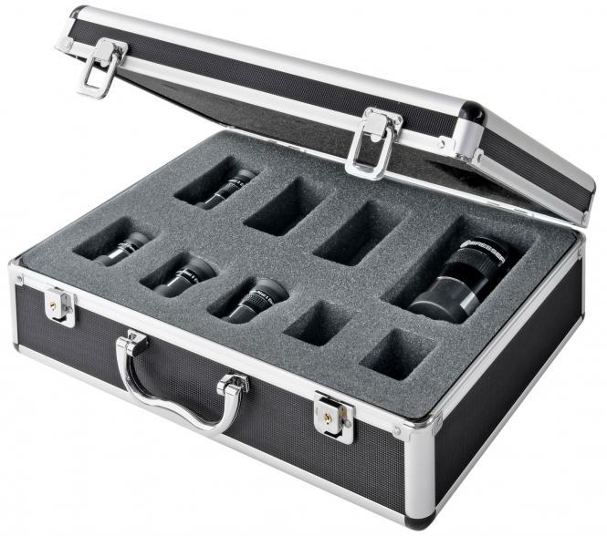 BRESSER 60° Plössl Eyepiece case