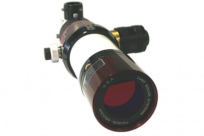 LUNT LS60THaDS60/B1200CPT H-alpha solar telescope