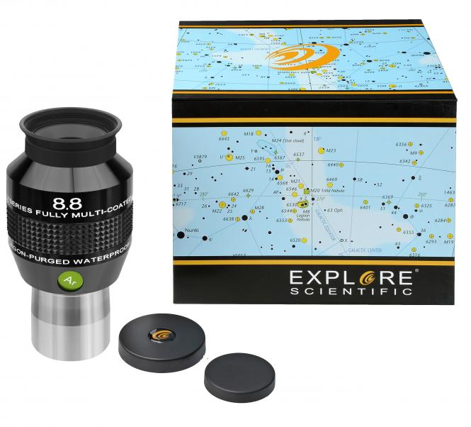 "Explore Scientific 82° N2 Eyepiece 8,8mm (1,25"")"