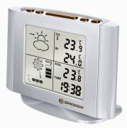 BRESSER Weather Station and Plant Watering Indicator