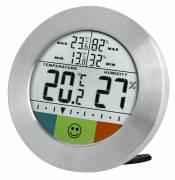 BRESSER Temeo Hygro Circuitu Digital Thermometer/Hygrometer