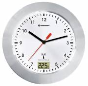 BRESSER MyTime Bath radio controlled Clock white