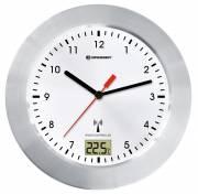 BRESSER MyTime Bath RC clock white